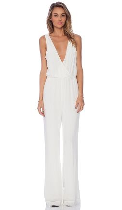 White Jumpsuit - Shop for White Jumpsuit on Resultly: