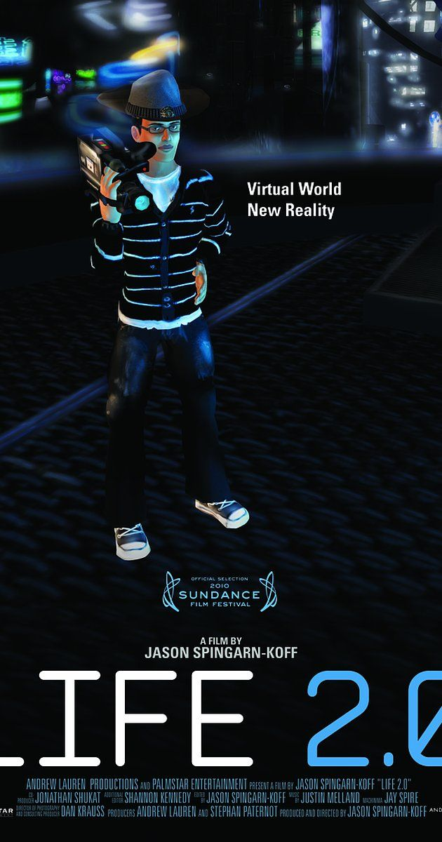 Directed by Jason Spingarn-Koff.  With Teasa Copprue. This feature-length documentary follows a group of people whose lives are dramatically transformed by a virtual world -- reshaping relationships, identities, and ultimately the very notion of reality.