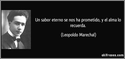 GERLILIBROS: 11 DE JUNIO DE 1900 NACE LEOPOLDO MARECHAL (Bueno...