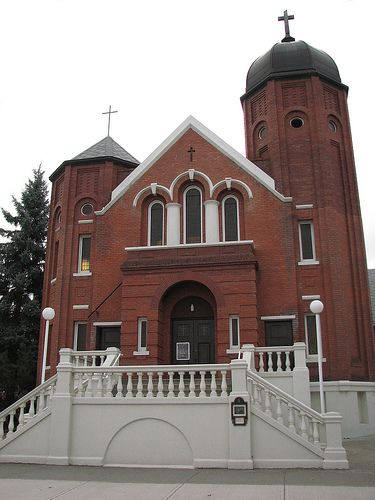 Sacred Heart Cathedral - 1921