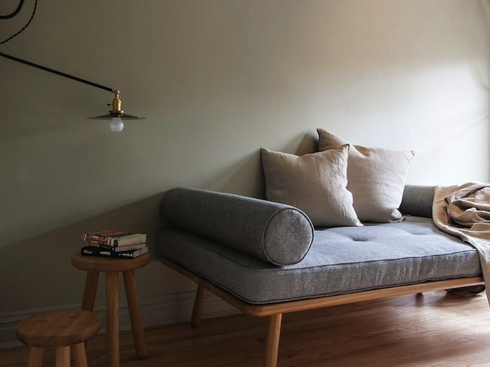 Chaise Lounge at Workstead Apartment, Photograph by Matthew Williams