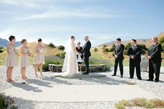 Mt Soho Wedding Ceremony