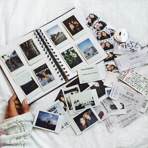 Diy Wedding Album Ideas: 25+ Best Ideas About Photo Album Scrapbooking On Pinterest