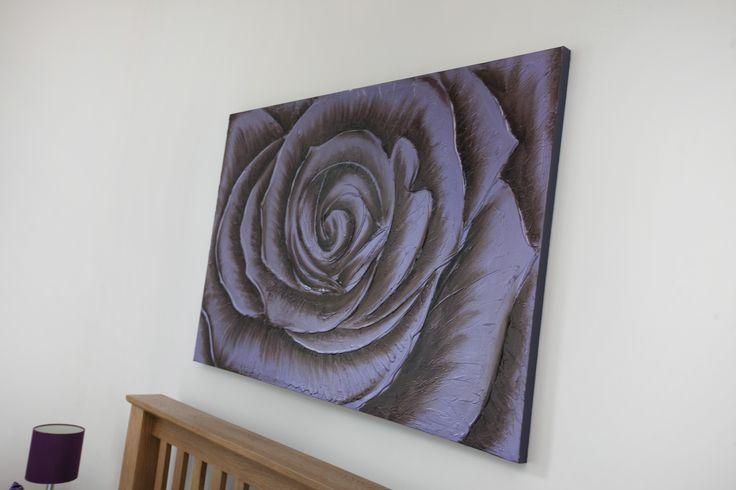 Purple Rose, Purple Rooooose (close enough!)