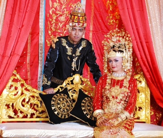 Traditional Indonesian Wedding