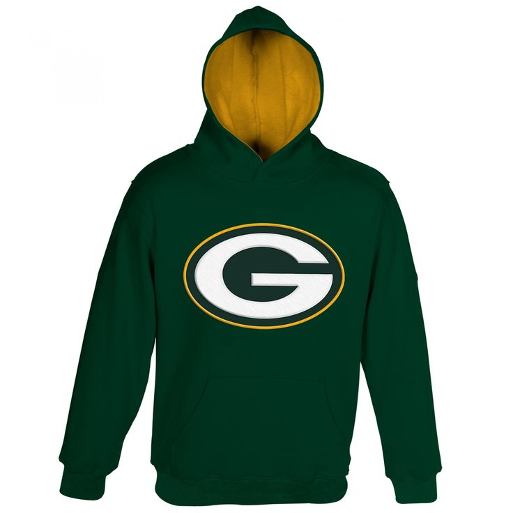 Green Bay Packers Youth Prime PO Hoodie at the Packers Pro Shop