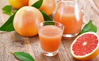 Grapefruitsaft verhindert Gewichtszunahme