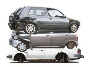 Kasacja samochodów -Tarnobrzeg