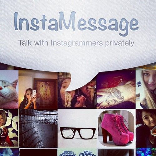 17.09.2012 Chat with your Instagram friends and followers.  Download #InstaMessage app #igers #instagramers #app #ios #android #chat (Taken with Instagram)