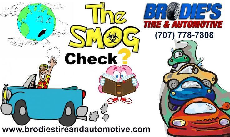 Smog check services from top rated merchants in Petaluma