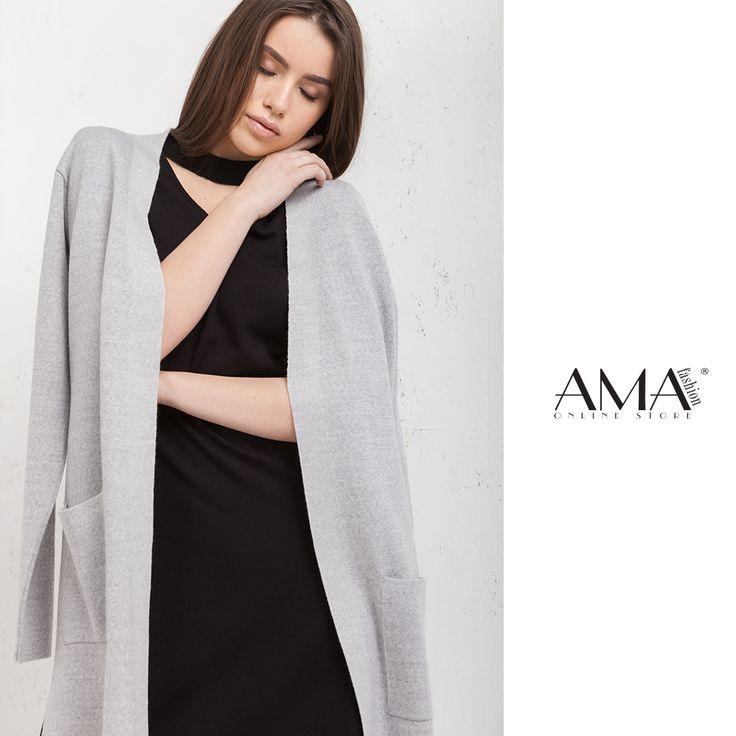 Jacheta tricotata din lana. * livrare gratuita