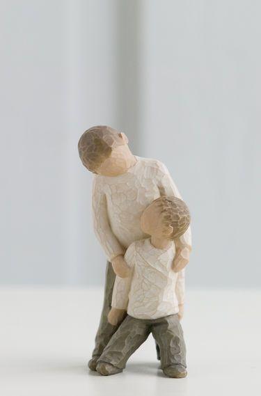 Brothers Willow Tree Figurine