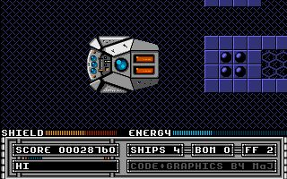 AtariCrypt: Sideways