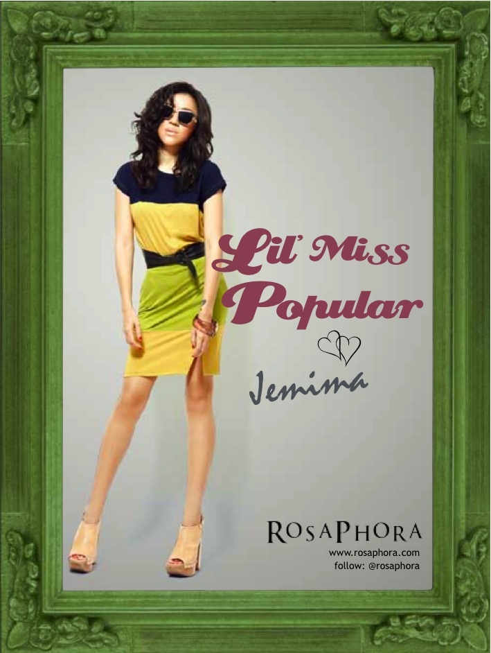 Jemima ( @djemima ) in Lil Miss Popular 2 Color