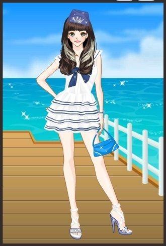 Navy Princess