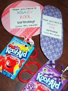 ~Joy in the Journey~ ~Joy in the Journey~ Birthday ideas for students: Hope you have a KRAZY KOOL birthday! FREE templates