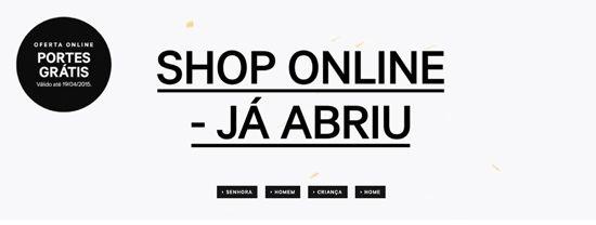JÁ ABRIU A LOJA ONLINE DA H&M EM PORTUGAL