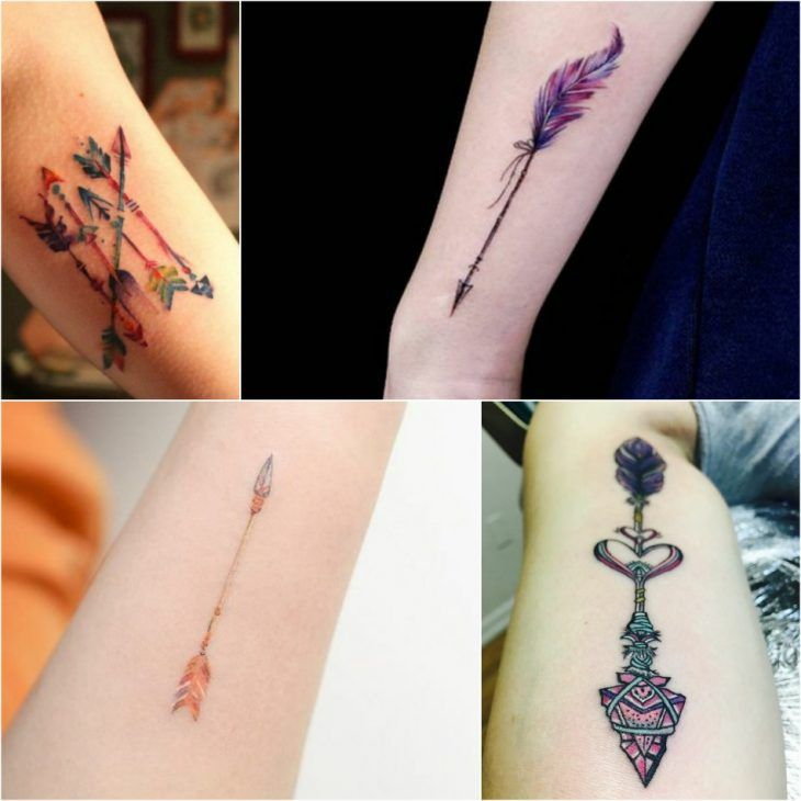 Unique Arrow Tattoos Design with Meanings – So Simple Yet Meaningful