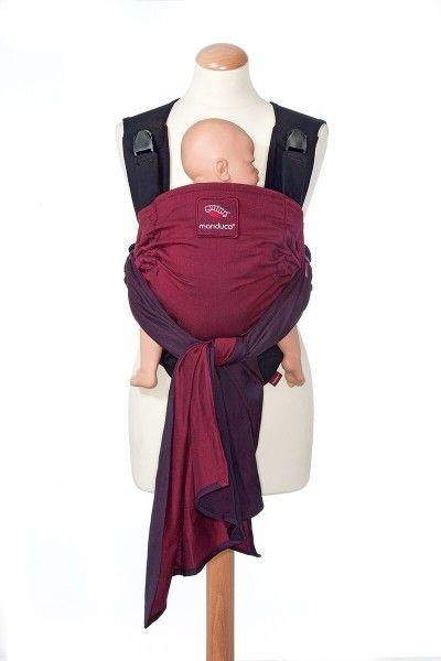 manduca Duo Red Babytrage bei zwerge.de kaufen und 1 Monat lang zuhause im Alltag testen mit Easyback. Die Bauchtrage manduca Duo eignet sich für Babys und Kinder ab Geburt. Der Clou: Der Hüftgurt kann mittels Reißverschluß einfach abgenommen werden.