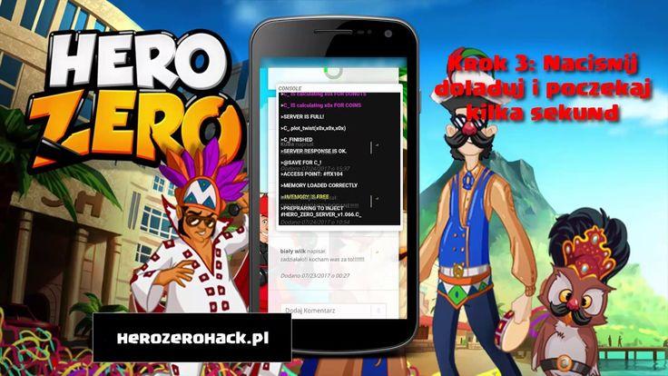 Hero Zero Hack Na Oponki Bez Pobierania ZA DARMO! 2017 PL - YouTube