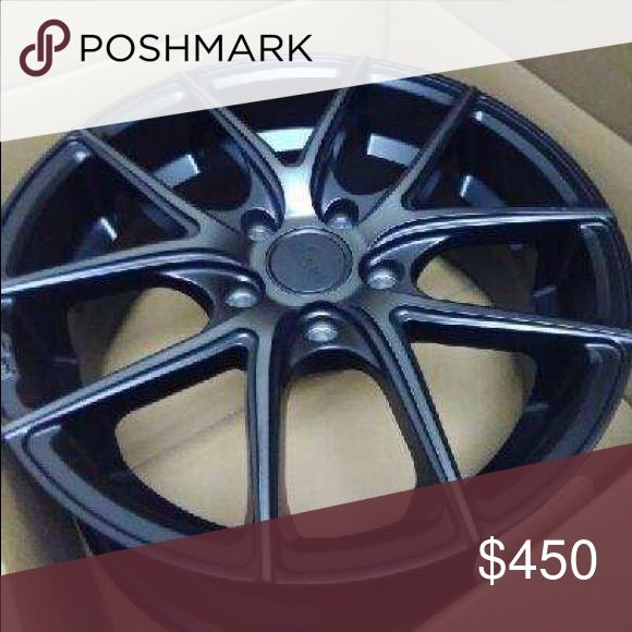 17' rims For Honda , Acura, BMW brand. Niche Other