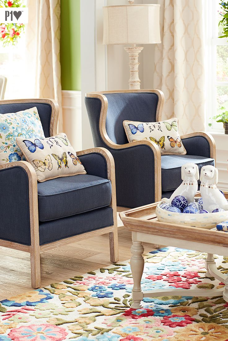 Bright Bold Chairs At Pier 1 Living Room Decor Furniture Diy Home Decor Decor Pier living room chairs