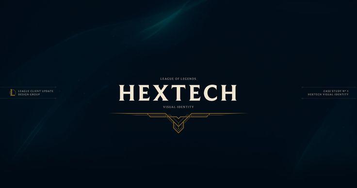 "Check out this @Behance project: ""League of Legends Hextech Visual Identity"" https://www.behance.net/gallery/43098489/League-of-Legends-Hextech-Visual-Identity"