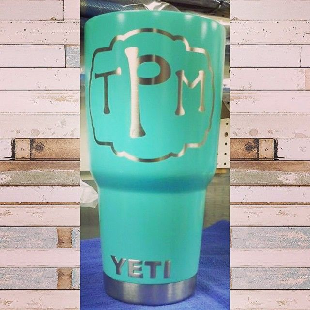 Best Yeti Images On Pinterest Dipped Yeti Cups Glitter Cups - Custom stickers for yeti cups