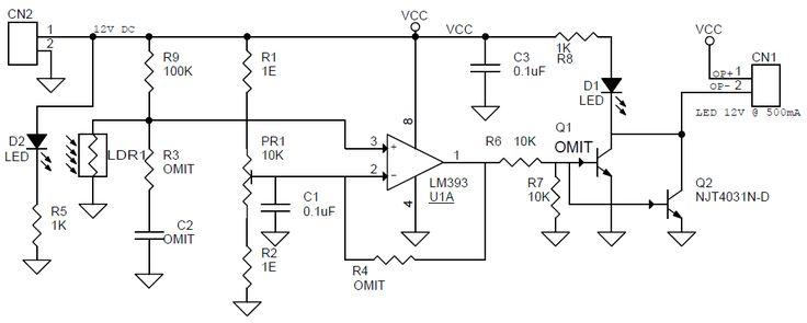 diy lightspeed attenuator passive ldr volume control optocouplers