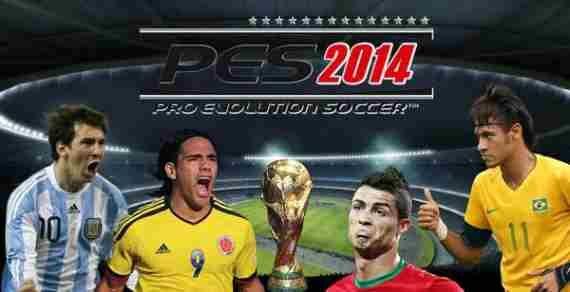 update Sambut Piala Dunia, PES 2014 Diluncurkan dengan Data dan Mode Baru