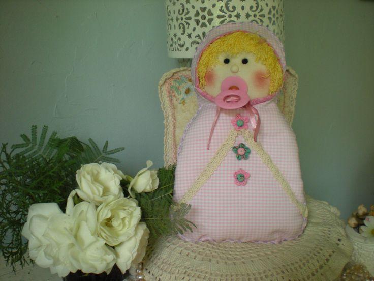 muñeca cojín . producto de bioe -productos