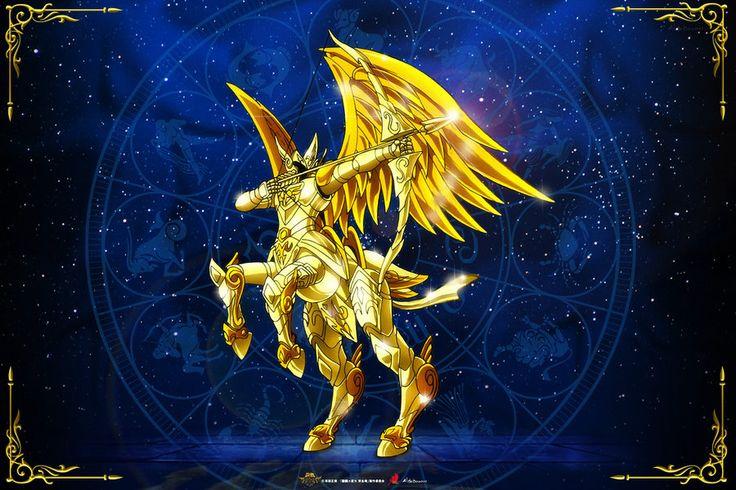 Sagitario God Cloth - Soul of Gold by SaintAldebaran