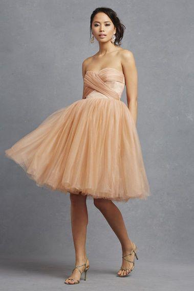 GA Rent Dark Red Bridesmaid Dresses