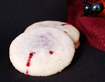 Vampire Bite Cookies: True Blood Party Food