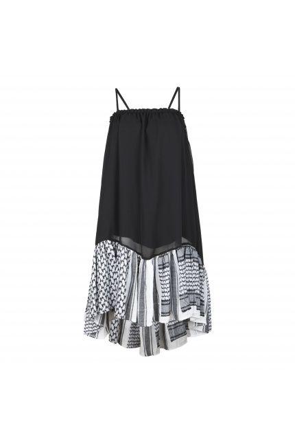 Wielkomiejska moda i wygoda z marką #mozcaubyjustin #dress #sukienka #festivals.