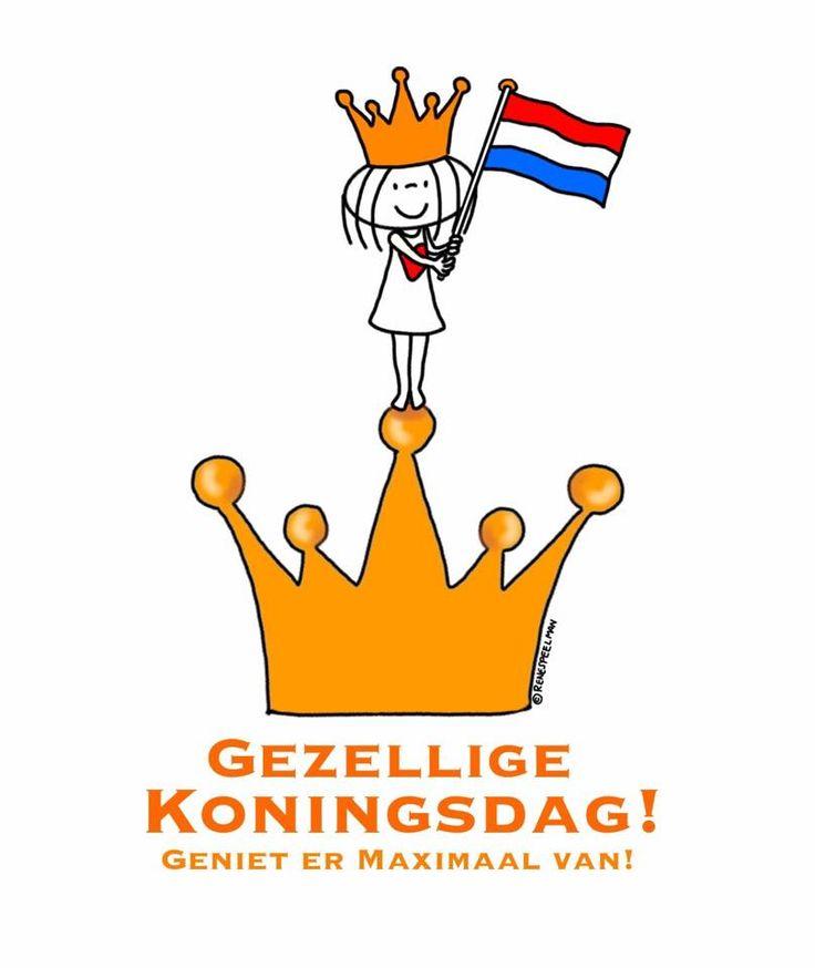 Happy Kingsday