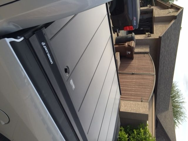 Peragon - Photos of the Peragon Retractable Truck Bed Cover