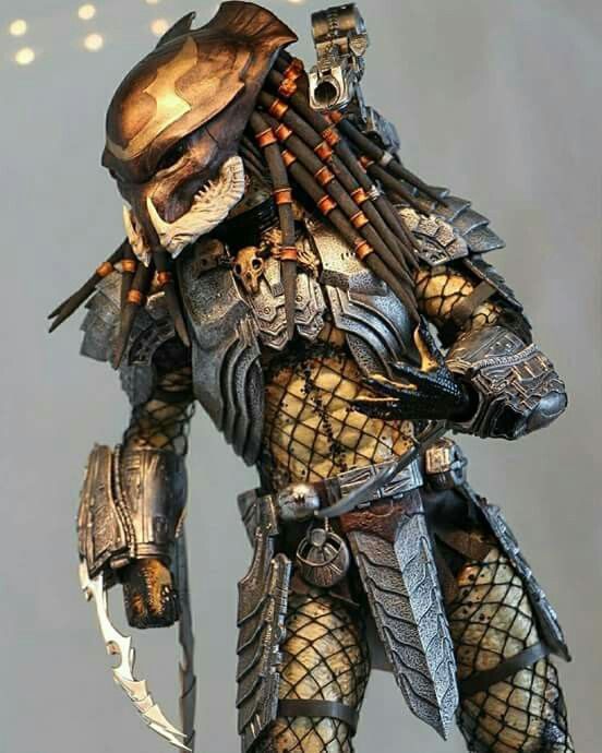 Predator Elite By Bad Blood Designs | Alien vs Predator in