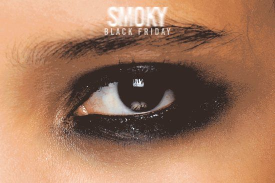 Preview, Photos: Black Friday MAC Cosmetics Online ONLY Exclusive – Smoky Black Friday Eye Shadow Palette Trio - SEE THE KIT BELOW>