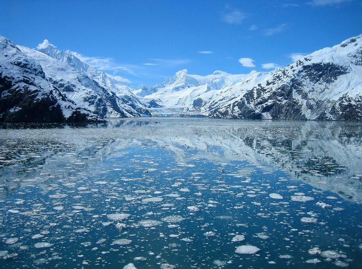 ★ Johns Hopkins Glacier, Glacier Bay National Park, Alaska (by boat)