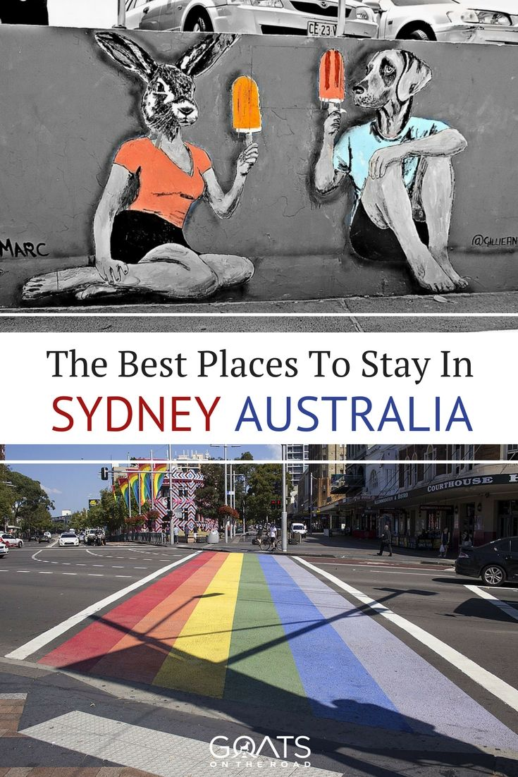 Looking for somewhere awesome to stay in Sydney? Click through to read all the top accommodation spots | #Sydney #Australia #sydneyhotels #bestofsydney #travelaustralia #traveltips #travelguide #bestintravel #backpacking #travel