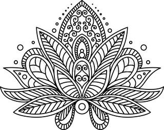 Henna additionally Coloriage Adulte Tatouage besides Flower Stencils together with Tattoos likewise Spring Flower Coloring Pages. on paisley stencils for painting