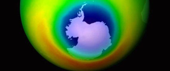 ozone layer recovery 2070