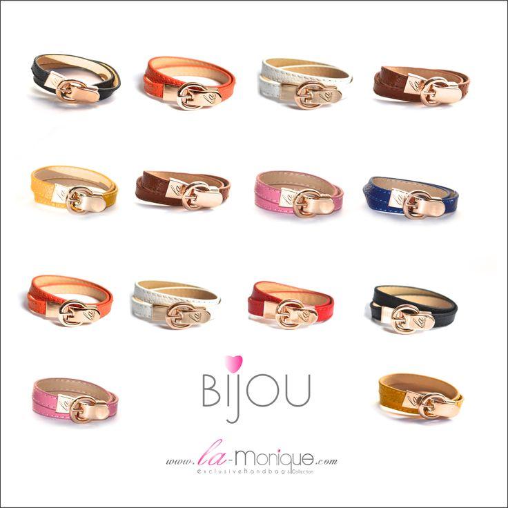 Delikatne bransoletki Bijou z najnowszej  kolekcji !  http://www.boutiqueonline.pl/akcesoria/199-bijou  #handbags #collection #luxury #leather #fashion #exclusive #accesories # akcesoria #bransoletka #gold #brand # logo #eleganckie #luksusowe # kolekcje #style #designer #facebook #fashion #style #look #email:boutique@la-monique.com #www.la-monique.com