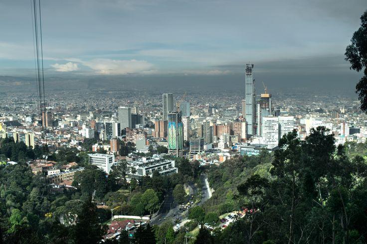 Bogota Skyline - Free Stock Photo - Easy Download