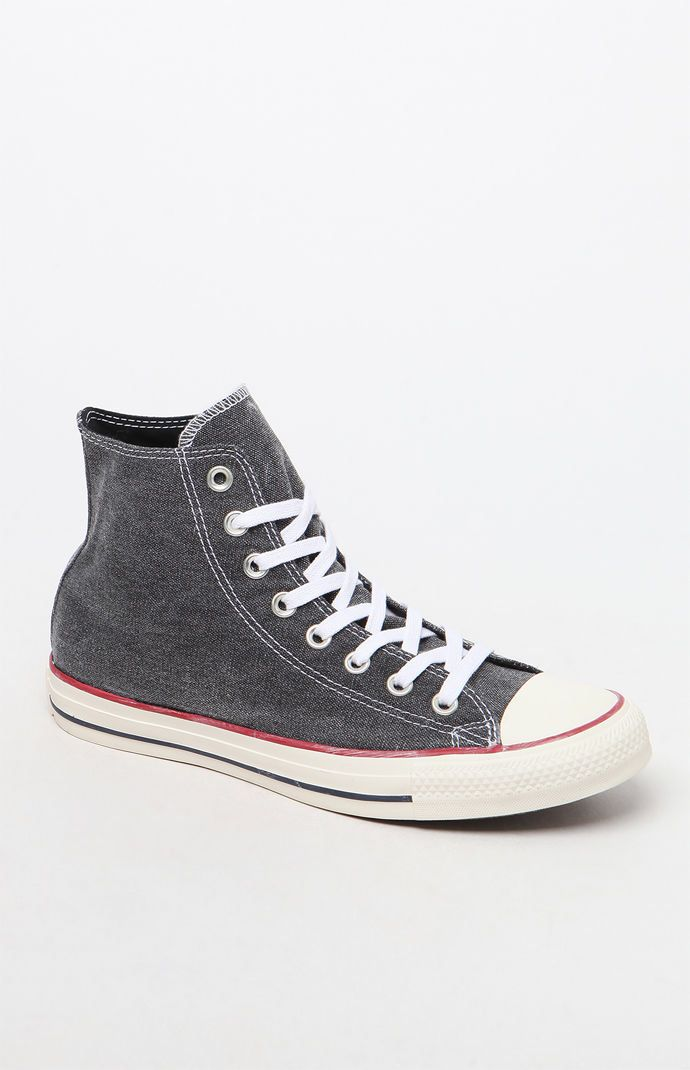 58da391002b769 PacSun   Converse-Women s Black Vintage All Star Low Top Sneakers ...