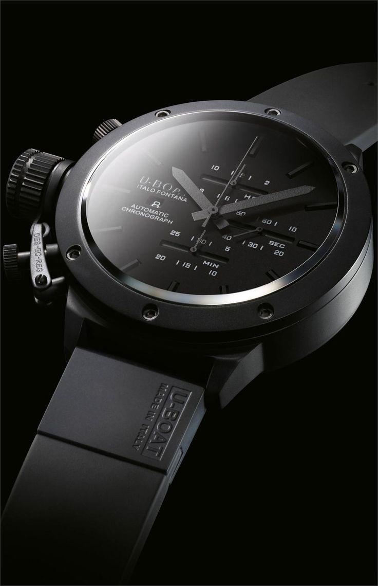 U-BOAT #watch #reloj #diseño #detodomigusto #robledoarte