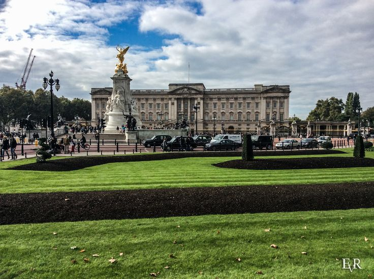 EVR Photography - Buckingham Palace, London, England