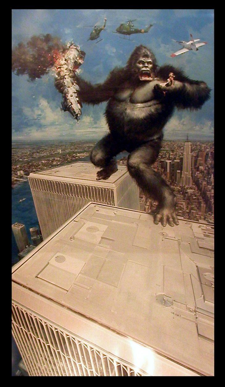 King Kong Poster by John Berkey.
