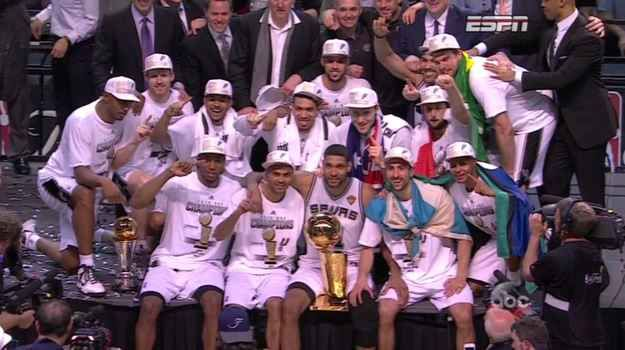 Congratulations, San Antonio! | The Best Moments From The San Antonio Spurs NBA Championship